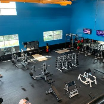 Weight Room in Sparks, NV